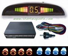12v car parking sensor system universal reversing radar for cars