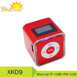 Portable DAB,DAB+FM radio with alarm clock/earphone jack
