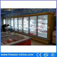 2014 new refrigerator plastic cover,supermarket refrigerator/freezer