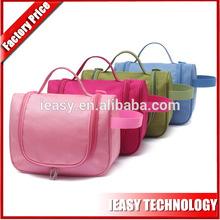 2014 Waterproof Travel Toiletry Bag Foldable Hanging Cosmetic Bag Organiser