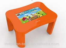 Surface Q 23inch cute kid game table with multi touch pad