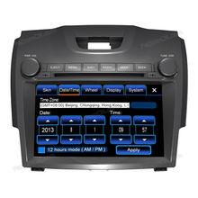 Car DVD Player with Auto DVD GPS & Bluetooth & Navigator & Radio for Chevrolet Colorado