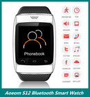 2014 new hands free for iphone Android phones Bluetooth Smart Watch