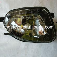 2002-2006 Year For Mercedes-Benz W211 E200 E230 E270 E300 E240 E320 DRL Daytime Running Light Fog Light Black Housing