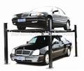 Mejor venta! Hidráulico de cuatro ascensor aparcamiento mensaje de estacionamiento del coche sistema de control