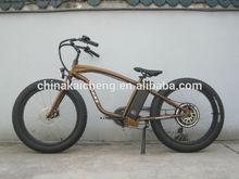 350W/500W 26*4.0 cruiser style Aluminum city electric bike/ebike/schwinn stingray electric bike