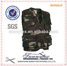 SUNNYTEX man Wholesale Cargo Fishing Vest