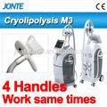 ultrasonido pérdida de peso adelgazar cavitación criolipólisis fresco de la tecnología de congelación de grasa de la máquina