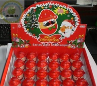 Christmas Light Toy Stamp/Exquisite Packaging Merry Christmas Light Toy Stamp