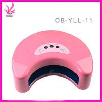Portable nail polish UV lamp for nail art