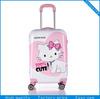 color printing school trolley bag/luggage bag