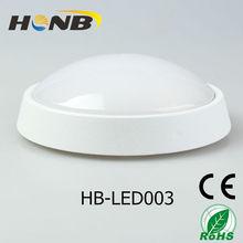 6w 9w 12w 15w modern waterproof aluminium led wall light led lens wash