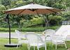 hand push type garden line umbrella banana garden umbrella