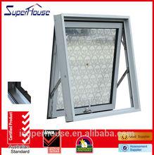Euro type wind resistance aluminium awning window