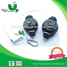 hydroponics system rope ratchet/easy roller/heavy duty hanger/plastic christmas wreath lights