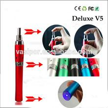 vasipor wax dry herb vaporizer pen deluxe v5 wholesale dry herb vaporizer pen deluxe v5