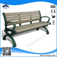 2014 american style Modern outdoor cast iron garden chairs