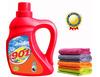 Household chemicals laundry liquid detergent