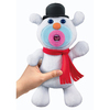 Mattel The Sing-A-Ma-Jigs - Snowman plush toy