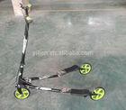 Three Large wheel kick scooter,adult kick scotoer with 200mm wheels