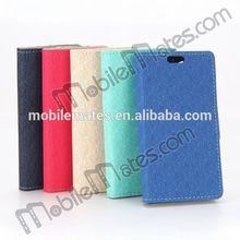Maze Pattern Side Wallet PU Leather Flip Case for Sony A2, for Sony A2 Flip Leather Book Case Cover