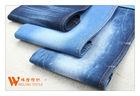 B2881 Big Bundle Denim Jeans Remnants Fabric Scraps Textile Projects Indigo Blue