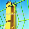 Red Star CE TUV certificate PVC Coated Cheape 2D welded Mesh Fence Price (Factory)