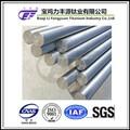 barra de titanio de varilla roscada de precio de titanio puro chino chino de mercancías militares pala