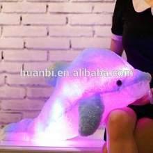Glow in the dark plush toy