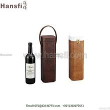 Shenzhen standard hotel leather wine holder