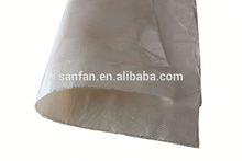 Quality fiberglass filter felt waste incineration bag house Manufacturer