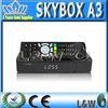 full hd original skybox a3 satellite receiver satellite channel decoder