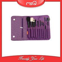 MSQ 10pcs Designer Makeup Brush Sets Promotion