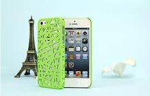 Bird Nest Hard Plastic Case For Iphone 5c Mobile Phone Cover