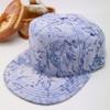 alibaba wholesale custom floral 5 panel snapback hat and cap