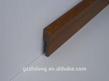 customization the wood skirting board,floor accessories
