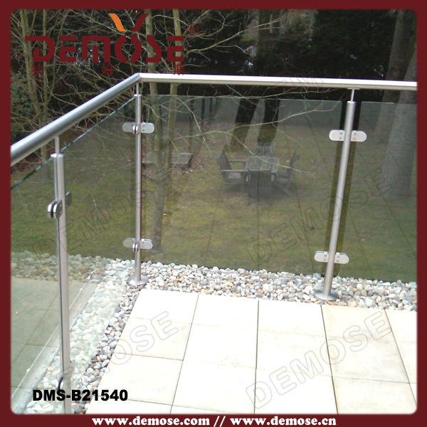 Plexiglass prodotto nuovo alluminio ponte ringhiera - Plexiglass pour garde corps ...