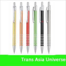 Top quality cheap custom metal laser pointer ball pen