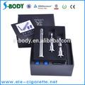 S- el cuerpo del producto nuevo ego ego vv-no1 vv giro de la batería del cigarrillo electrónico vv