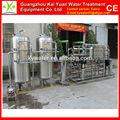 2000L / H de aço inoxidável ro elétrica de destilação de água filtro
