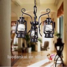 Antique tiffany classic diy decorative chandelier