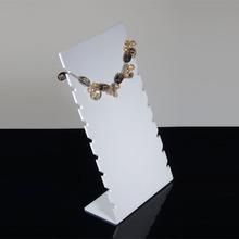 Latest acrylic bangle stand shamballa bracelet