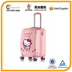Hello kitty cute kids trolley luggage, school bag, trolley case
