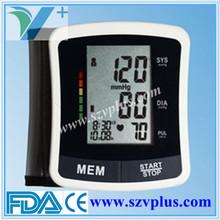 FDA Blood Pressure Monitor wrist