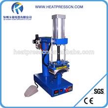 Cap/hat Photo Printing, Digital Semi-auto Heat Press Machine