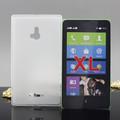 China fornecedor pudim tpu caso de telefone celular para nokia xl celular