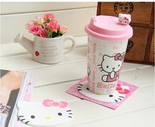 2d 3d soft pvc pink promotional mug pad for desk water drip
