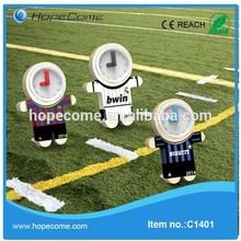 (C1401) flip paper calendar sports time clocks for home decoration sports goods