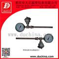Termómetro con resistencia de platino