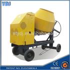 Best price Qualified 320L diesel mini concrete mixer portable